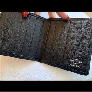 Louis Vuitton slender wallet Authentic